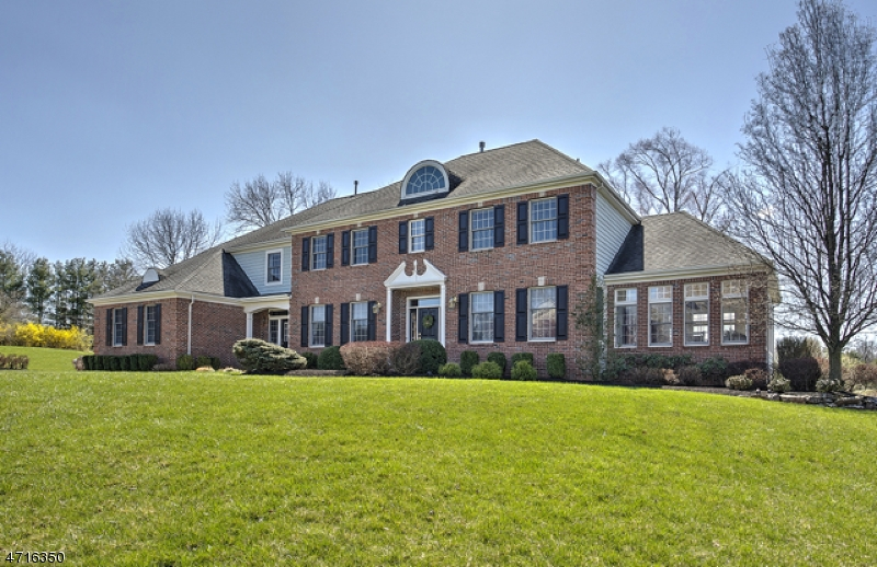 Maison unifamiliale pour l Vente à 12 FAIRWAY Drive Readington, New Jersey 08889 États-Unis