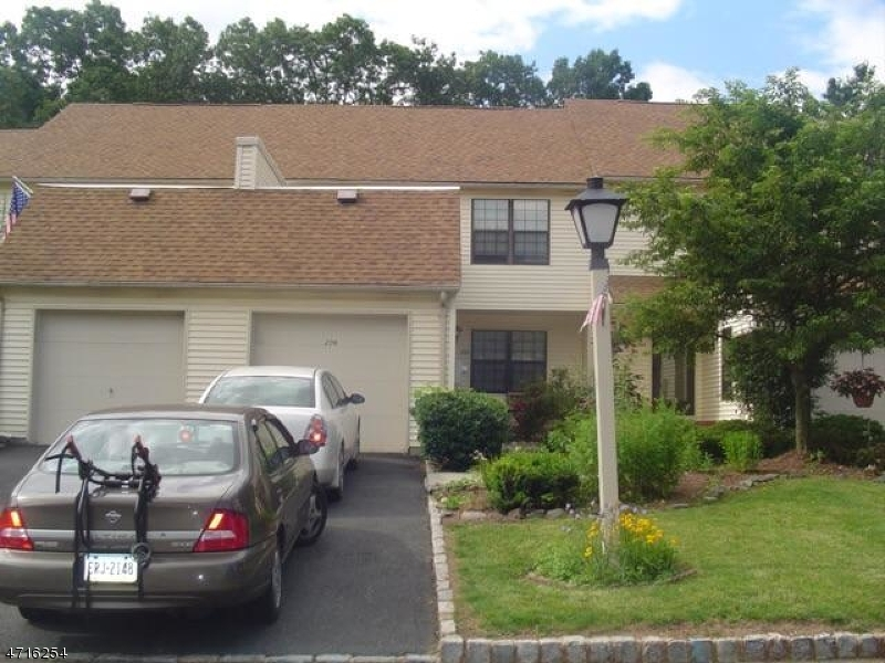 Single Family Home for Rent at 206 Burlington Court Raritan, New Jersey 08822 United States