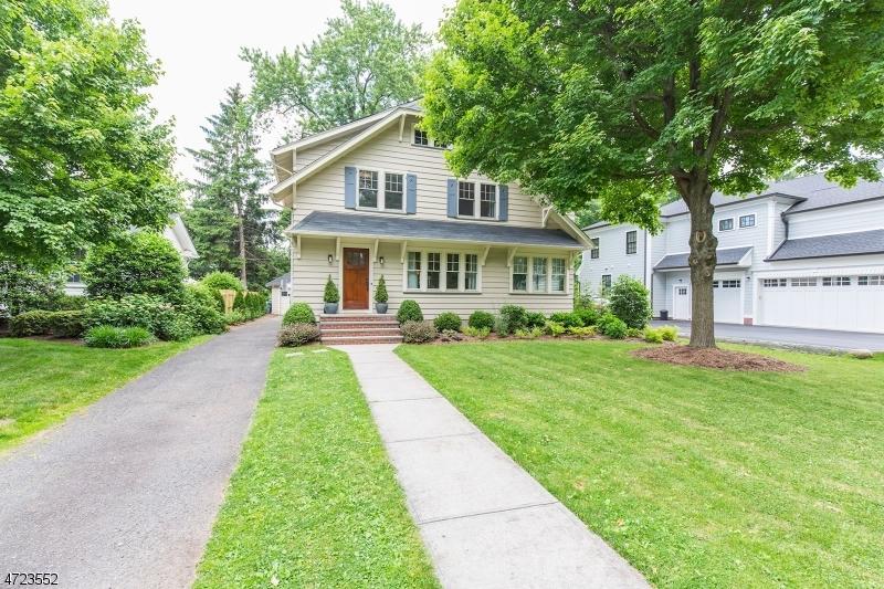 独户住宅 为 出租 在 4 Stanley Oval 韦斯特菲尔德, 新泽西州 07090 美国
