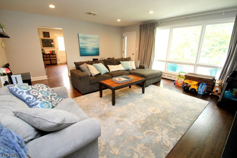 Частный односемейный дом для того Аренда на 561 Mountain Avenue Springfield, Нью-Джерси 07081 Соединенные Штаты