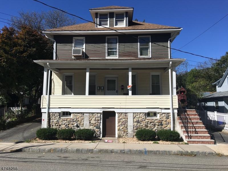 Частный односемейный дом для того Аренда на 43 W New Street Rockaway, Нью-Джерси 07866 Соединенные Штаты