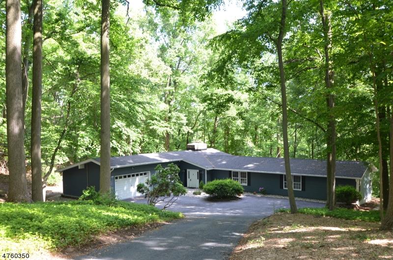 Casa Unifamiliar por un Alquiler en 278 Ridge Road Watchung, Nueva Jersey 07069 Estados Unidos