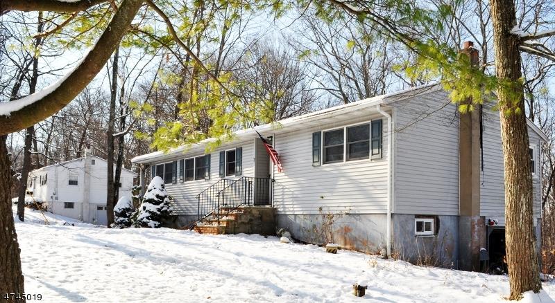 Частный односемейный дом для того Продажа на 7 Dogwood Trl E Vernon, New Jersey 07460 United States