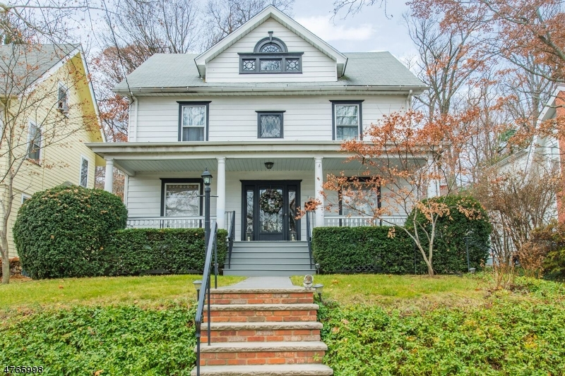 Single Family Home for Sale at 122 ESSEX Avenue Glen Ridge, New Jersey 07028 United States