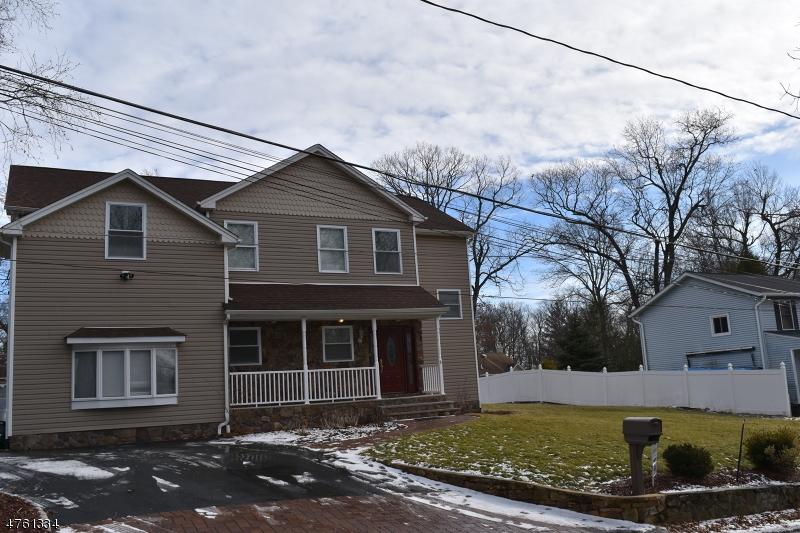 Частный односемейный дом для того Аренда на 10 Sylvan Lane Boonton, Нью-Джерси 07834 Соединенные Штаты