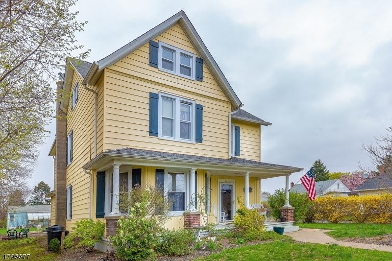 Μονοκατοικία για την Πώληση στο 224 Alpha Street Alpha, Νιου Τζερσεϋ 08865 Ηνωμενεσ Πολιτειεσ
