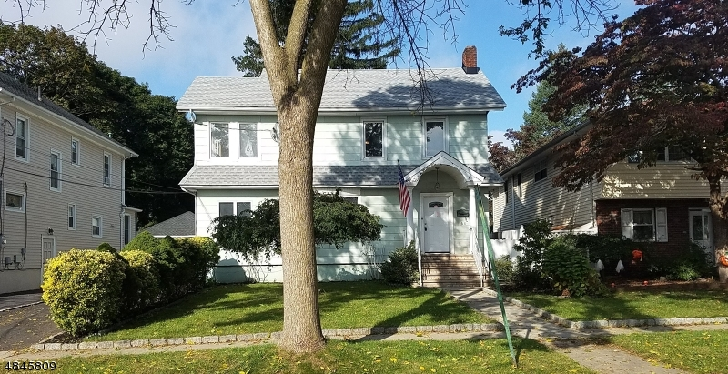 Single Family Home for Sale at 164 HUDSON Avenue Ridgefield Park, New Jersey 07660 United States