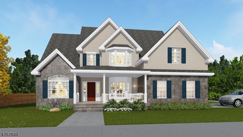 Maison unifamiliale pour l Vente à Cirrus Lane Pittstown, New Jersey 08867 États-Unis