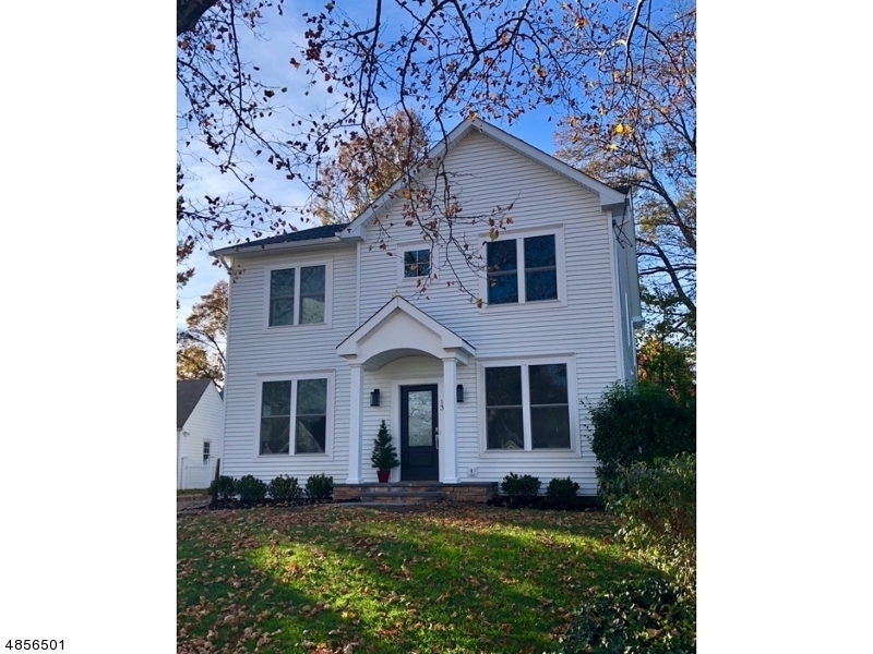 Single Family Home for Sale at 13 Cherokee Road Cranford, New Jersey 07016 United States