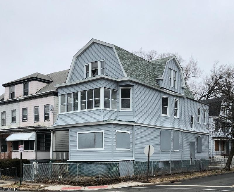 Villas / Townhouses for Sale at 228 ELMWOOD AVE 228 ELMWOOD AVE East Orange, New Jersey 07018 United States
