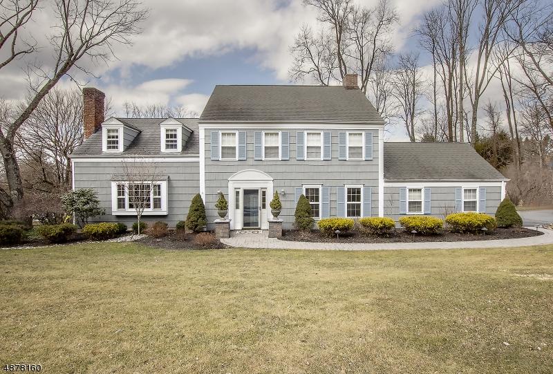 Casa para uma família para Venda às 67 BALD EAGLE Road Allamuchy, Nova Jersey 07840 Estados Unidos