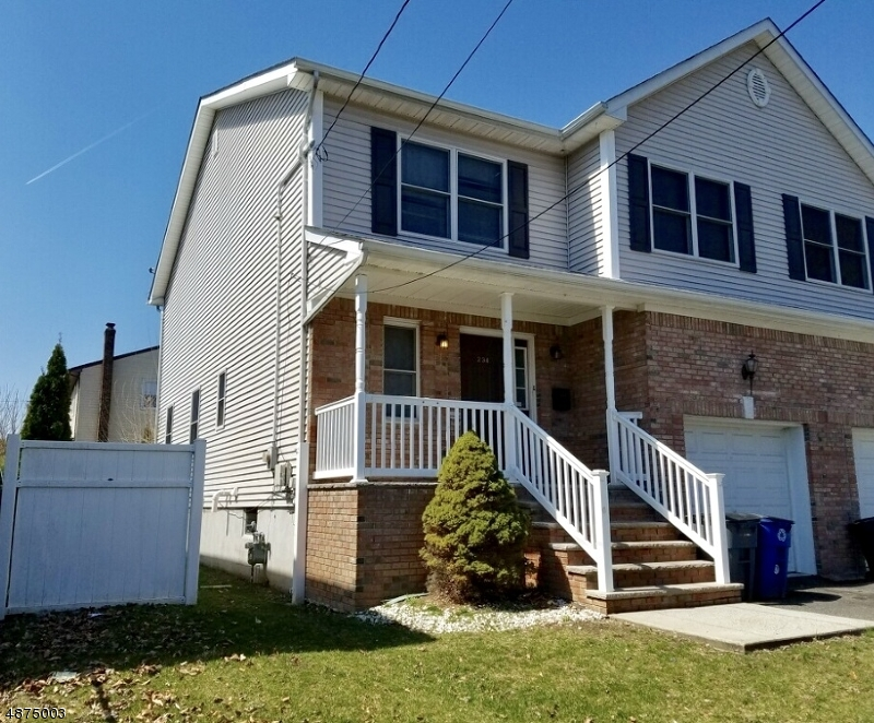 Condominio / Townhouse per Vendita alle ore 234 N 9TH Street Kenilworth, New Jersey 07033 Stati Uniti