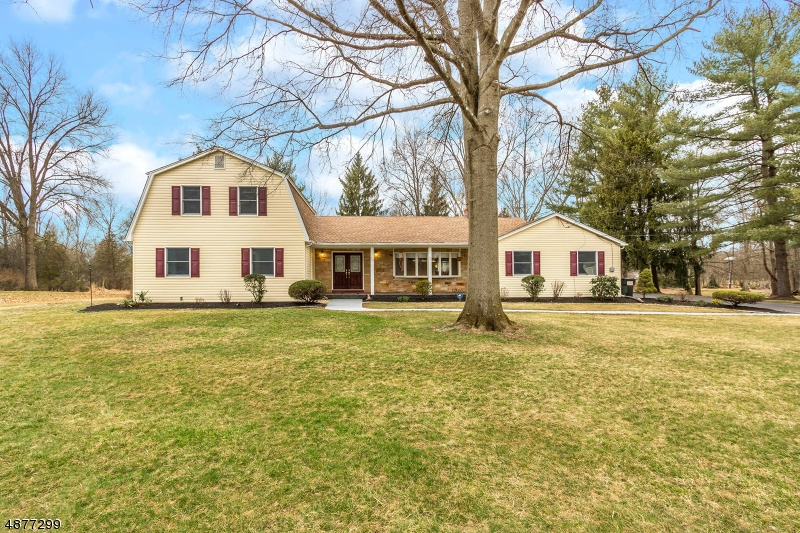 Single Family Home for Sale at 717 Red Lion Way Bridgewater, New Jersey 08807 United States