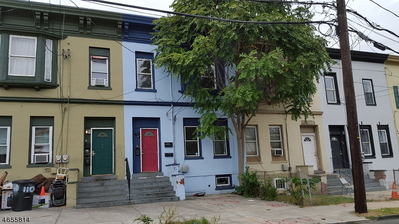 Multi-Family Home for Sale at 112 Peabody Place Newark, New Jersey 07104 United States
