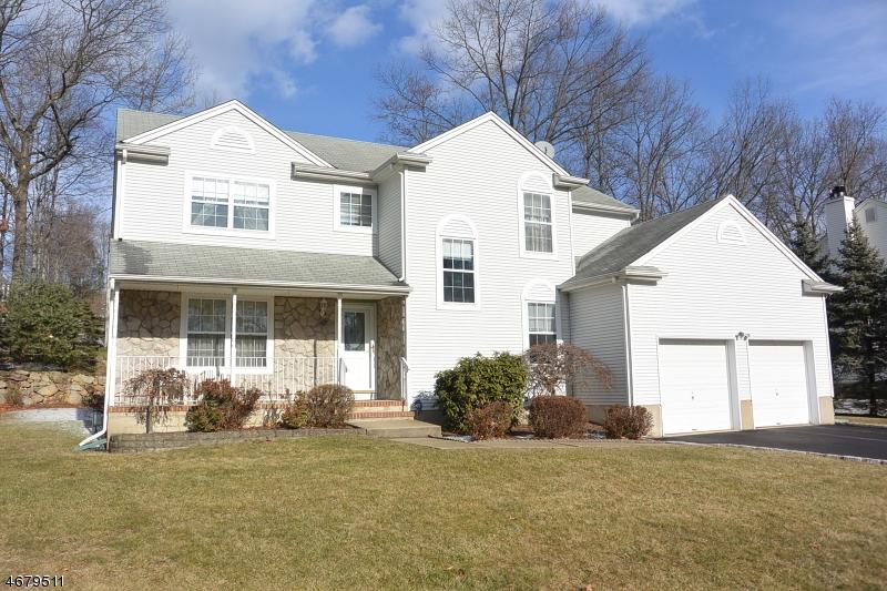 Частный односемейный дом для того Продажа на 21 Sherwood Place Wharton, 07885 Соединенные Штаты