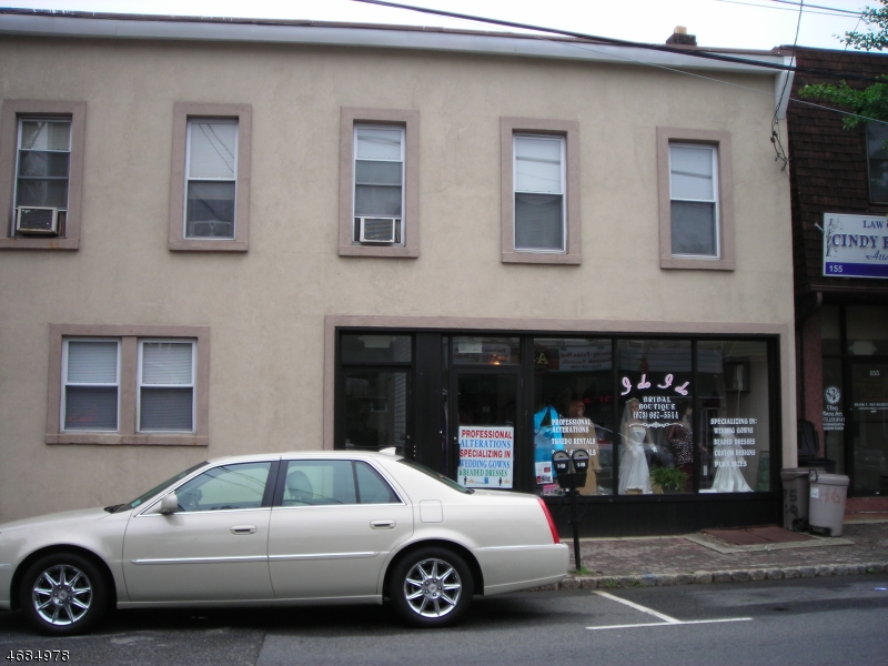Commercial for Sale at 145 Franklin Avenue Nutley, New Jersey 07110 United States