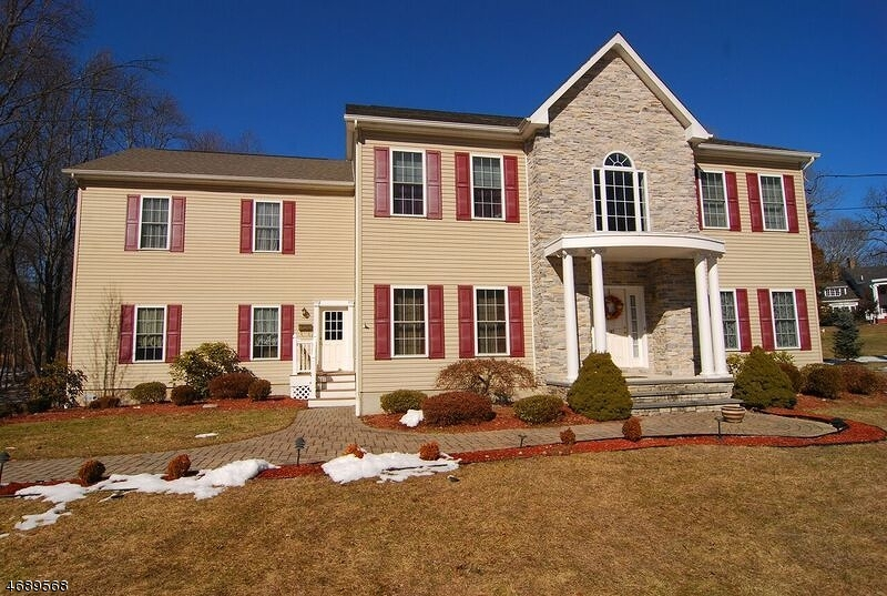 Single Family Home for Sale at 107 Brooklake Road Florham Park, 07932 United States