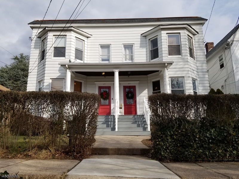 Multi-Family Home for Sale at 117-119 N 3RD Avenue Highland Park, New Jersey 08904 United States