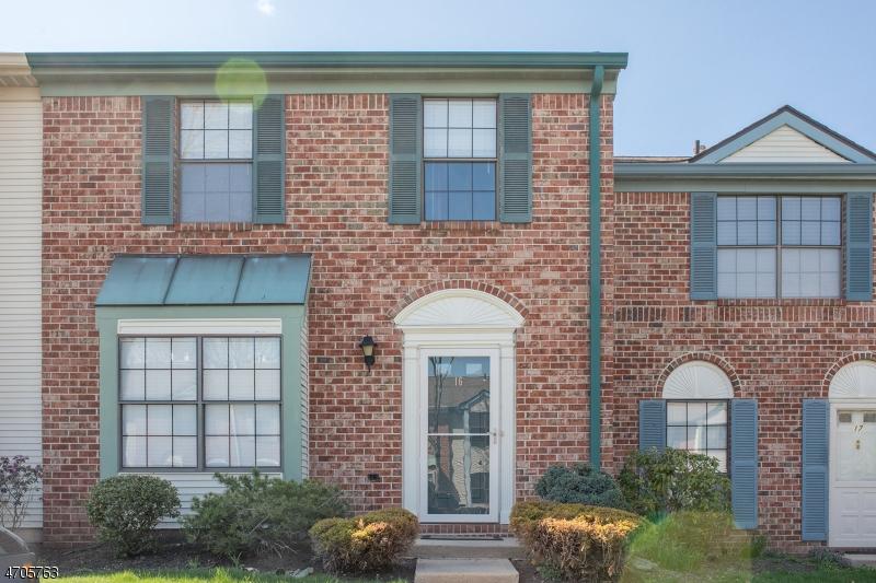 Частный односемейный дом для того Аренда на 16 Tracy Court Franklin, 08823 Соединенные Штаты