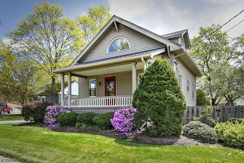 Частный односемейный дом для того Продажа на 16 Spring Street Far Hills, 07931 Соединенные Штаты