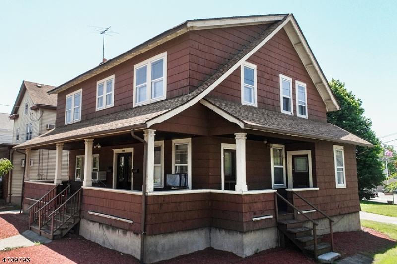 Многосемейный дом для того Продажа на 125 MARSELLUS Place Garfield, Нью-Джерси 07026 Соединенные Штаты