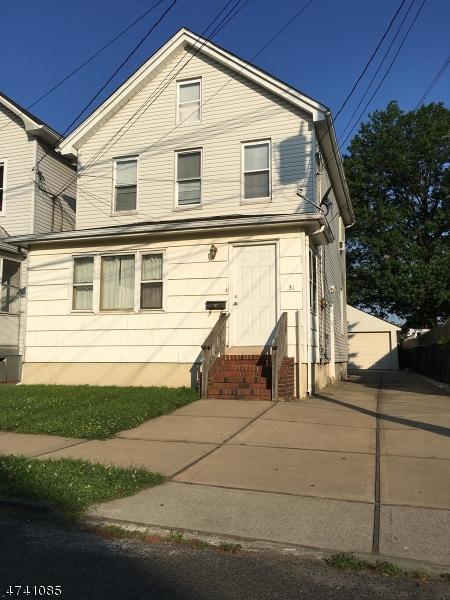 Einfamilienhaus für Verkauf beim 31 Lafayette Street 31 Lafayette Street Carteret, New Jersey 07008 Vereinigte Staaten