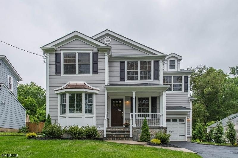 独户住宅 为 销售 在 41 Maple Street 查塔姆, 新泽西州 07928 美国