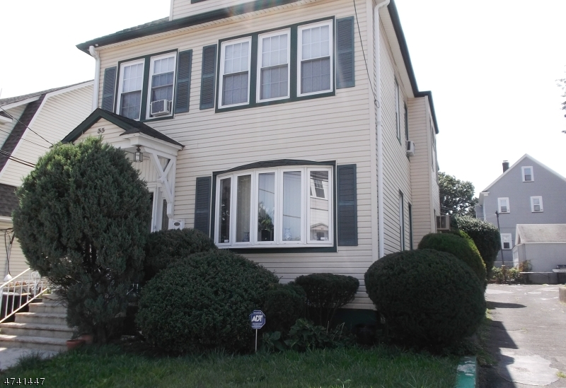 Single Family Home for Rent at 33 Palmer Street Passaic, New Jersey 07055 United States