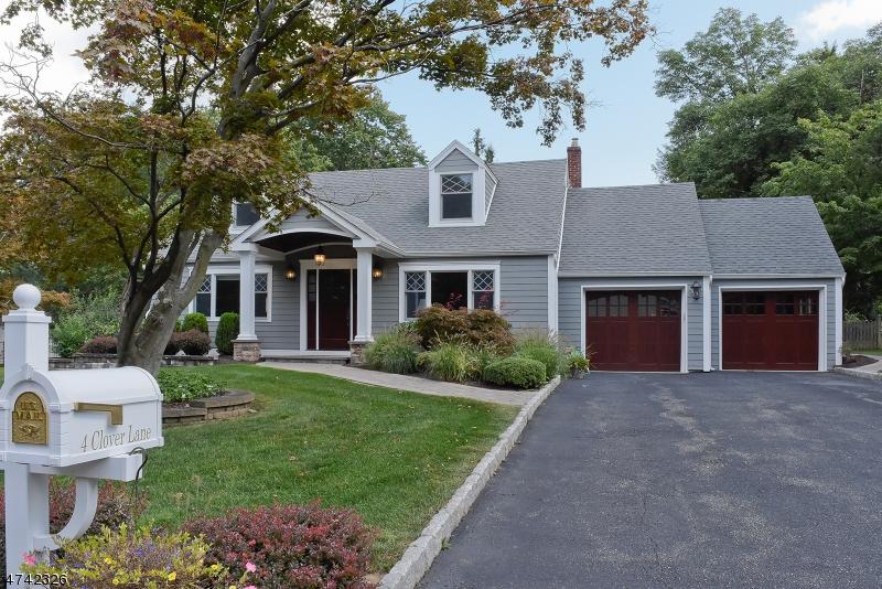 Частный односемейный дом для того Аренда на 4 Clover Lane Randolph, Нью-Джерси 07869 Соединенные Штаты