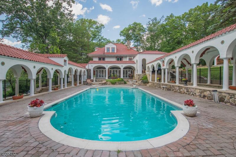 独户住宅 为 销售 在 50 LAKE Drive Mountain Lakes, 新泽西州 07046 美国