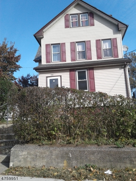 Single Family Home for Rent at 253 Snyder Street Orange, New Jersey 07050 United States