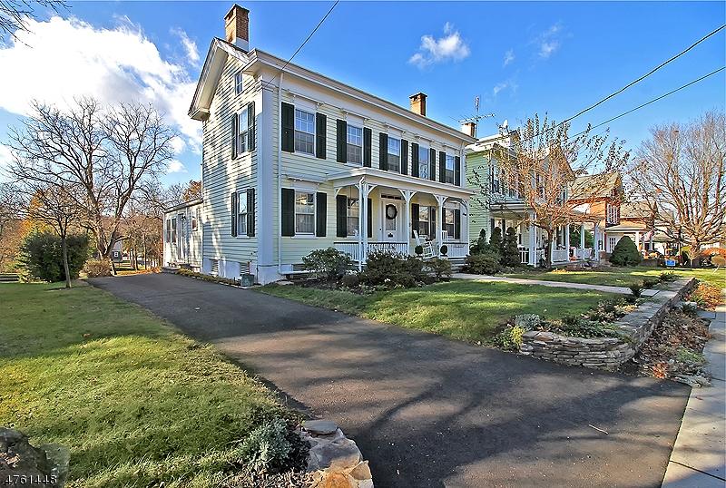 独户住宅 为 销售 在 50 Park Avenue 夫雷明顿, 新泽西州 08822 美国