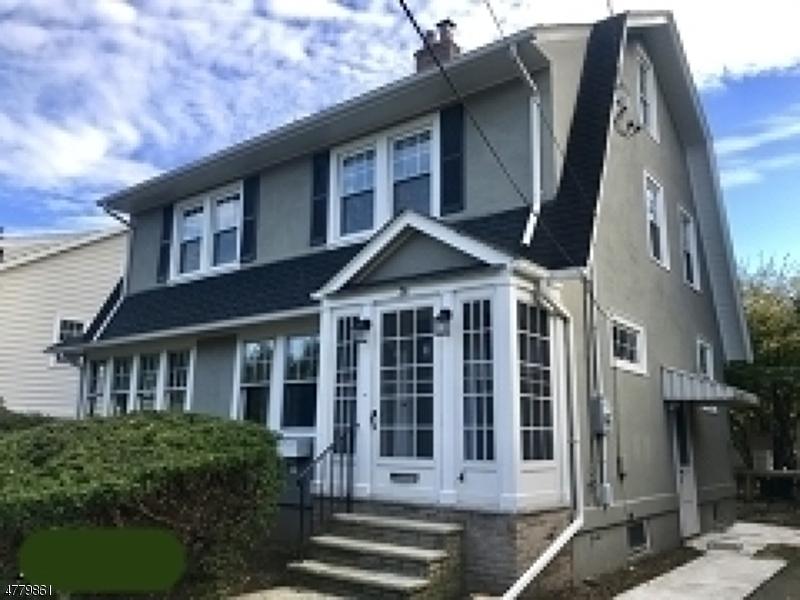 Casa Unifamiliar por un Venta en 36 Warren Street Bloomfield, Nueva Jersey 07003 Estados Unidos