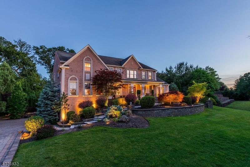 Частный односемейный дом для того Продажа на 11 Cedar Court North Haledon, Нью-Джерси 07508 Соединенные Штаты