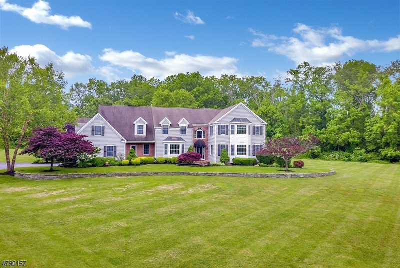 Single Family Home for Sale at 6 Lebanon Farm Lane Lebanon, New Jersey 08826 United States