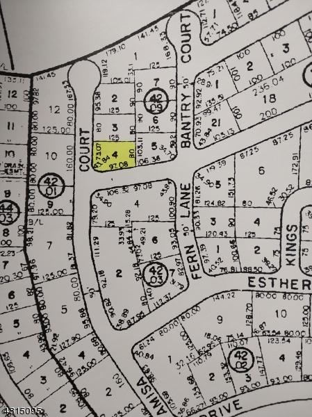 Земля для того Продажа на 12 AMISA CT/1 TANGLEWOOD Vernon, Нью-Джерси 07422 Соединенные Штаты