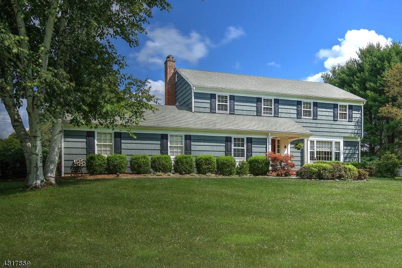 Частный односемейный дом для того Продажа на 4 PFIZER Drive Peapack Gladstone, Нью-Джерси 07934 Соединенные Штаты