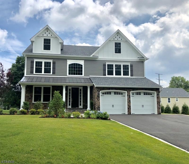 Частный односемейный дом для того Продажа на 286 Kings Road Madison, Нью-Джерси 07940 Соединенные Штаты
