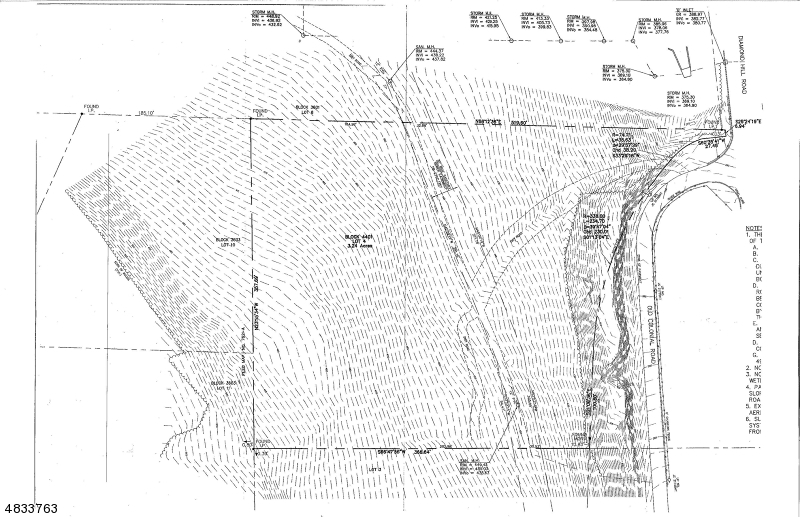 Land / Lots for Sale at 0 DIAMOND HILL RD 0 DIAMOND HILL RD Berkeley Heights, New Jersey 07922 United States