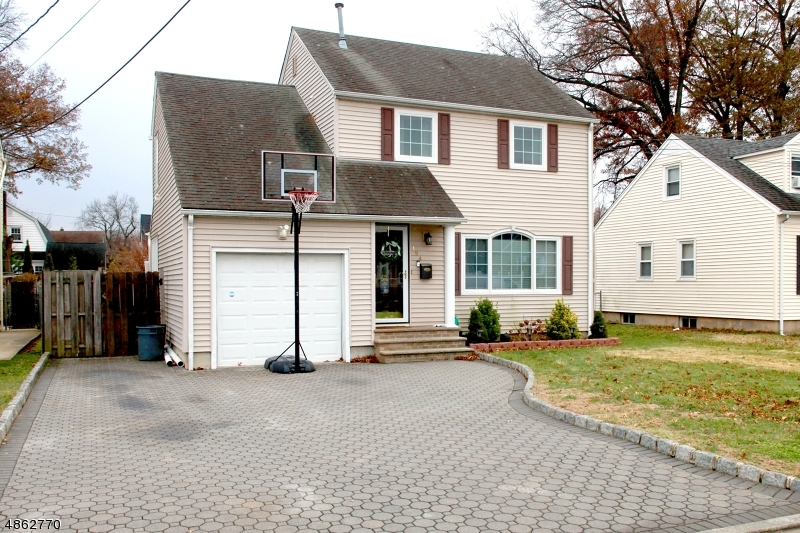 Single Family Home for Sale at 194 HOOVER PL 194 HOOVER PL Union Township, New Jersey 07083 United States