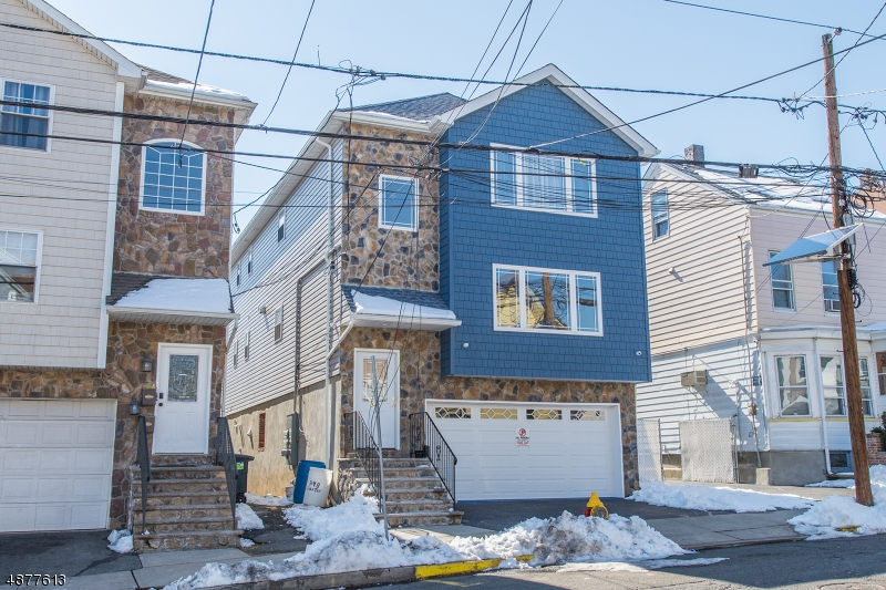 Single Family Home for Rent at 348 PAXTON Street Paterson, New Jersey 07503 United States