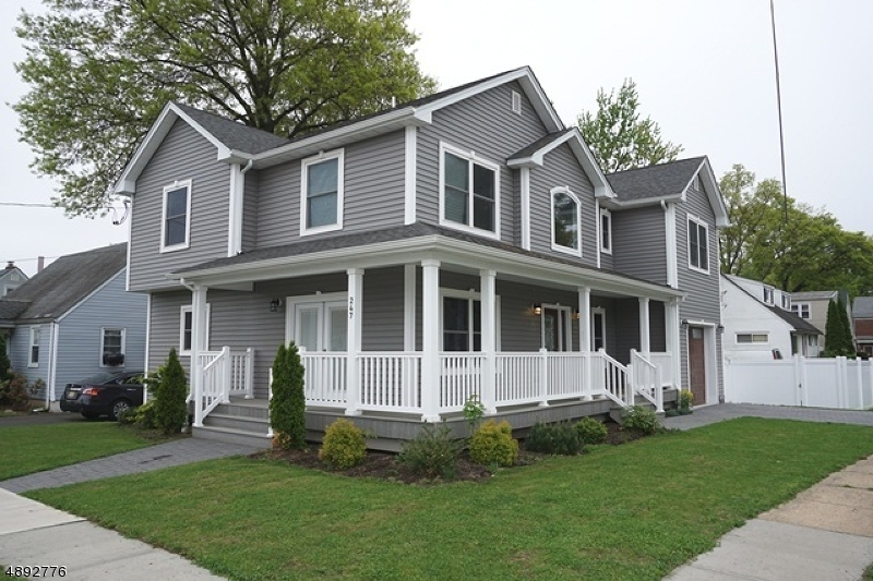 Single Family Home for Sale at Linden, New Jersey 07036 United States