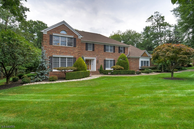 Single Family Homes for Sale at 8 GATESHEAD Drive Bridgewater, New Jersey 08807 United States