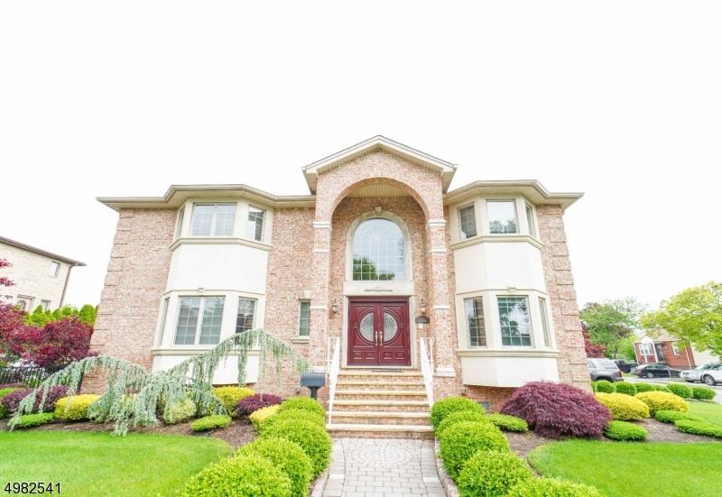 Single Family Homes для того Продажа на Little Ferry, Нью-Джерси 07643 Соединенные Штаты