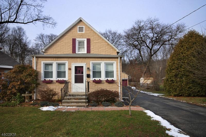 Частный односемейный дом для того Продажа на 148 GREENWOOD Avenue Haskell, 07420 Соединенные Штаты