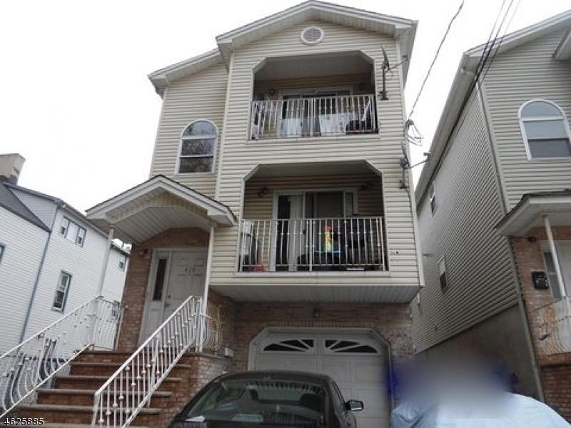 Многосемейный дом для того Продажа на 419 419 Madison Avenue Elizabeth, Нью-Джерси 07201 Соединенные Штаты