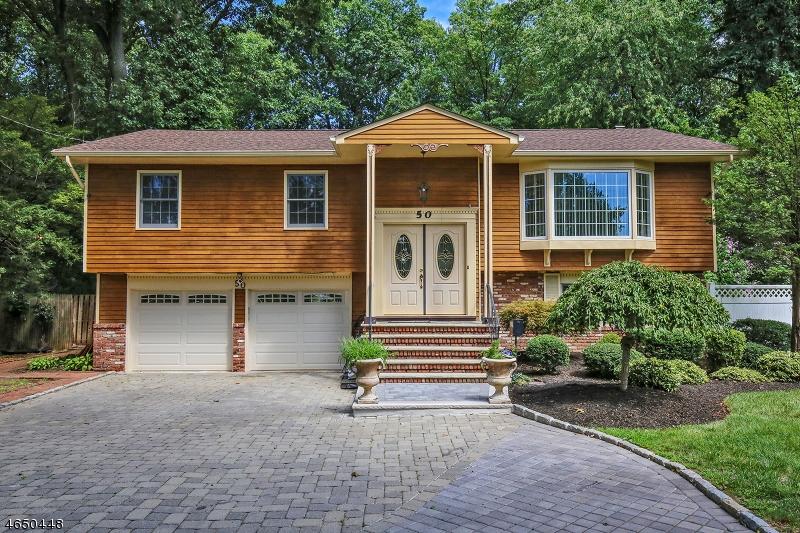 独户住宅 为 销售 在 50 Roosevelt Street 罗斯兰德, 07068 美国
