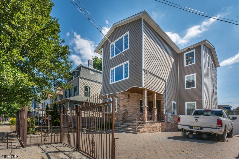 Multi-Family Home for Sale at 222-224 ORCHARD Street Elizabeth, 07208 United States