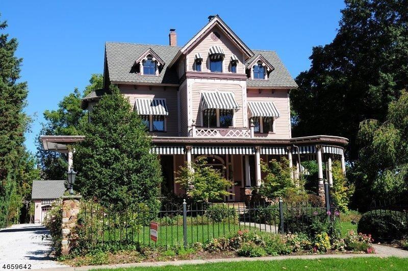 Частный односемейный дом для того Продажа на 633 Westfield Avenue Westfield, Нью-Джерси 07090 Соединенные Штаты