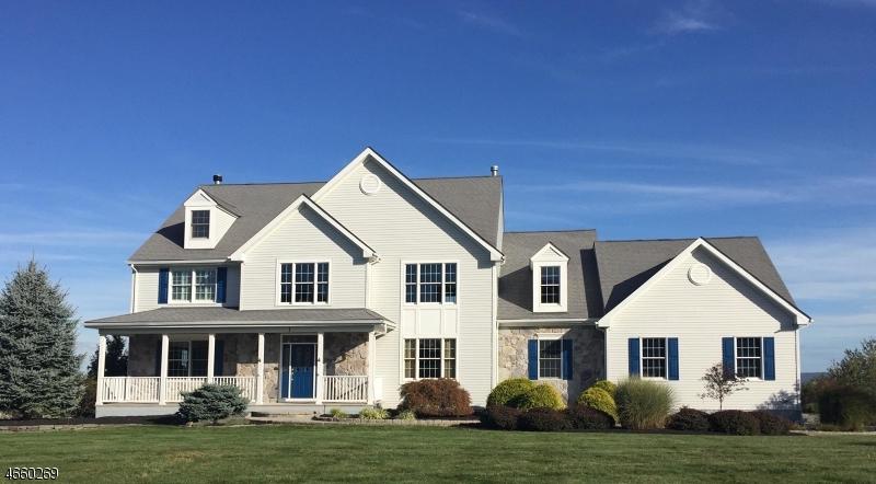 Maison unifamiliale pour l Vente à 1 Kentview Court Flemington, New Jersey 08822 États-Unis